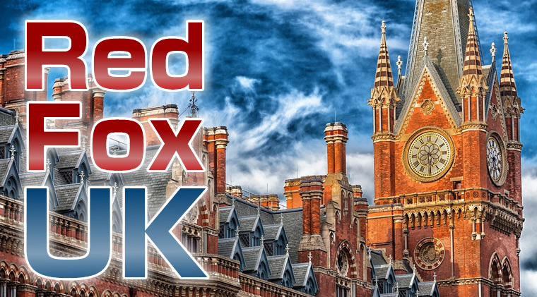 イギリス版・赤いキツネと…「RedFoxUK」公開フォワード開始!