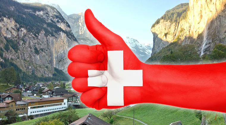 スイス国民なら毎月30万円もらえる→国民投票へ