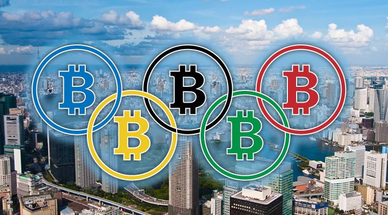 ビットコインとクレジットカードとオリンピック