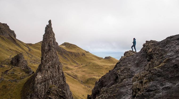 トレードっていう山を登っている